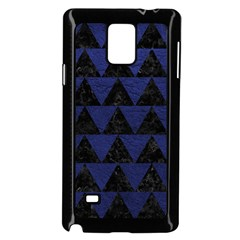 TRI2 BK-MRBL BL-LTHR Samsung Galaxy Note 4 Case (Black)