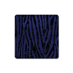 SKN4 BK-MRBL BL-LTHR (R) Square Magnet
