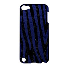 SKN4 BK-MRBL BL-LTHR (R) Apple iPod Touch 5 Hardshell Case