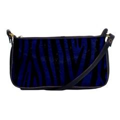 SKN4 BK-MRBL BL-LTHR Shoulder Clutch Bags