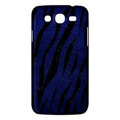 SKN3 BK-MRBL BL-LTHR (R) Samsung Galaxy Mega 5.8 I9152 Hardshell Case