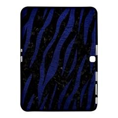 SKN3 BK-MRBL BL-LTHR Samsung Galaxy Tab 4 (10.1 ) Hardshell Case