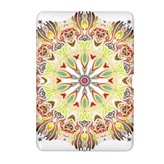 Intricate Flower Star Samsung Galaxy Tab 2 (10.1 ) P5100 Hardshell Case