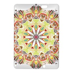 Intricate Flower Star Kindle Fire HDX 8.9  Hardshell Case