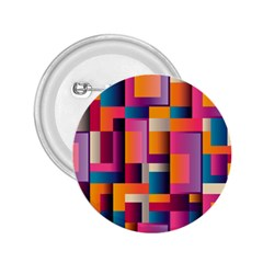Abstract Background Geometry Blocks 2.25  Buttons