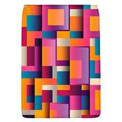 Abstract Background Geometry Blocks Flap Covers (S)