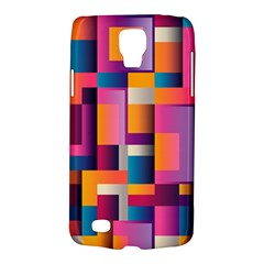 Abstract Background Geometry Blocks Galaxy S4 Active