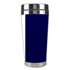Greeting Card Invitation Blue Stainless Steel Travel Tumblers