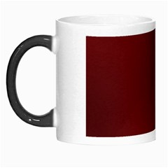 Greeting Card Invitation Red Morph Mugs