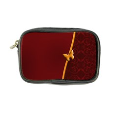 Greeting Card Invitation Red Coin Purse