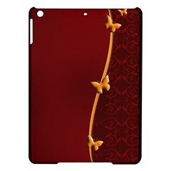 Greeting Card Invitation Red Ipad Air Hardshell Cases