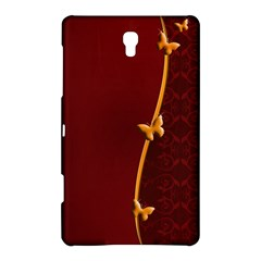 Greeting Card Invitation Red Samsung Galaxy Tab S (8.4 ) Hardshell Case
