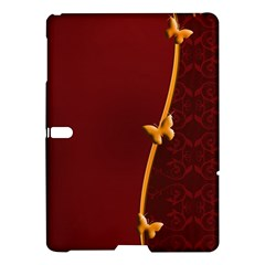 Greeting Card Invitation Red Samsung Galaxy Tab S (10 5 ) Hardshell Case