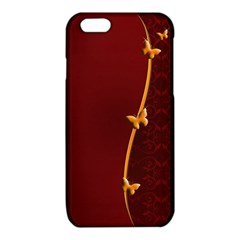 Greeting Card Invitation Red iPhone 6/6S TPU Case