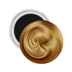 Gold Background Texture Pattern 2.25  Magnets