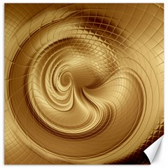 Gold Background Texture Pattern Canvas 12  x 12