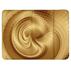 Gold Background Texture Pattern Samsung Galaxy Tab 7  P1000 Flip Case
