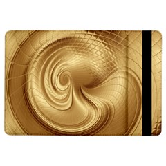 Gold Background Texture Pattern iPad Air Flip