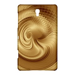 Gold Background Texture Pattern Samsung Galaxy Tab S (8.4 ) Hardshell Case