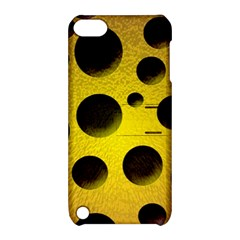 Background Design Random Balls Apple iPod Touch 5 Hardshell Case with Stand