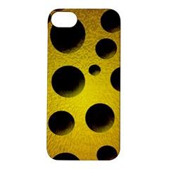 Background Design Random Balls Apple iPhone 5S/ SE Hardshell Case