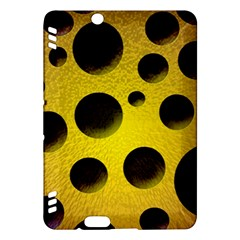 Background Design Random Balls Kindle Fire HDX Hardshell Case