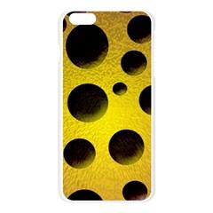 Background Design Random Balls Apple Seamless iPhone 6 Plus/6S Plus Case (Transparent)