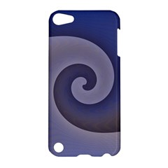 Logo Wave Design Abstract Apple iPod Touch 5 Hardshell Case