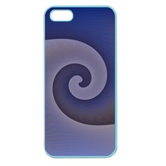 Logo Wave Design Abstract Apple Seamless iPhone 5 Case (Color)
