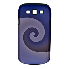 Logo Wave Design Abstract Samsung Galaxy S III Classic Hardshell Case (PC+Silicone)