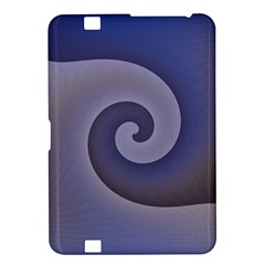 Logo Wave Design Abstract Kindle Fire HD 8.9