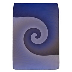 Logo Wave Design Abstract Flap Covers (L)
