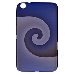 Logo Wave Design Abstract Samsung Galaxy Tab 3 (8 ) T3100 Hardshell Case