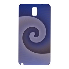 Logo Wave Design Abstract Samsung Galaxy Note 3 N9005 Hardshell Back Case