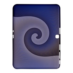 Logo Wave Design Abstract Samsung Galaxy Tab 4 (10.1 ) Hardshell Case