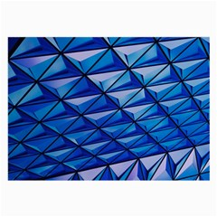 Lines Geometry Architecture Texture Large Glasses Cloth (2 Side)