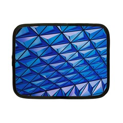 Lines Geometry Architecture Texture Netbook Case (Small)