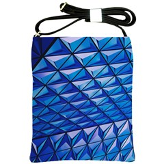 Lines Geometry Architecture Texture Shoulder Sling Bags