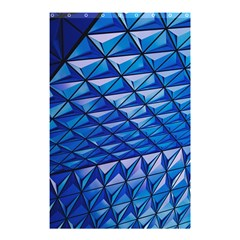 Lines Geometry Architecture Texture Shower Curtain 48  x 72  (Small)