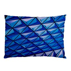 Lines Geometry Architecture Texture Pillow Case (Two Sides)