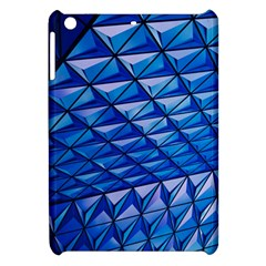 Lines Geometry Architecture Texture Apple iPad Mini Hardshell Case