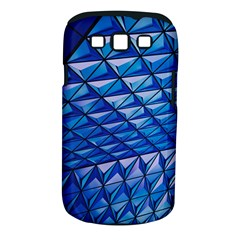 Lines Geometry Architecture Texture Samsung Galaxy S III Classic Hardshell Case (PC+Silicone)