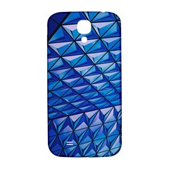 Lines Geometry Architecture Texture Samsung Galaxy S4 I9500/I9505  Hardshell Back Case