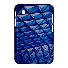 Lines Geometry Architecture Texture Samsung Galaxy Tab 2 (7 ) P3100 Hardshell Case