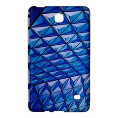 Lines Geometry Architecture Texture Samsung Galaxy Tab 4 (7 ) Hardshell Case