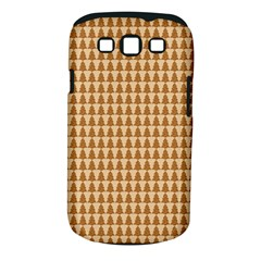 Pattern Gingerbread Brown Samsung Galaxy S Iii Classic Hardshell Case (pc+silicone)