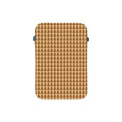 Pattern Gingerbread Brown Apple iPad Mini Protective Soft Cases