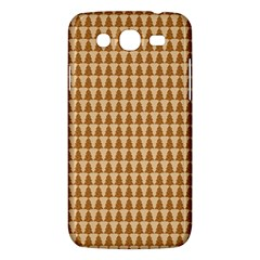 Pattern Gingerbread Brown Samsung Galaxy Mega 5.8 I9152 Hardshell Case