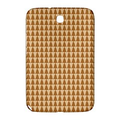 Pattern Gingerbread Brown Samsung Galaxy Note 8.0 N5100 Hardshell Case