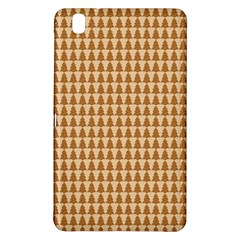 Pattern Gingerbread Brown Samsung Galaxy Tab Pro 8 4 Hardshell Case